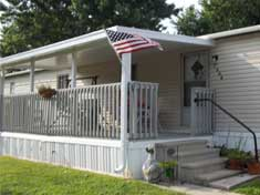 2  and 3  Flat Panel & Dacraft - Dayton Ohio - Mobile Home Products - Patio Covers